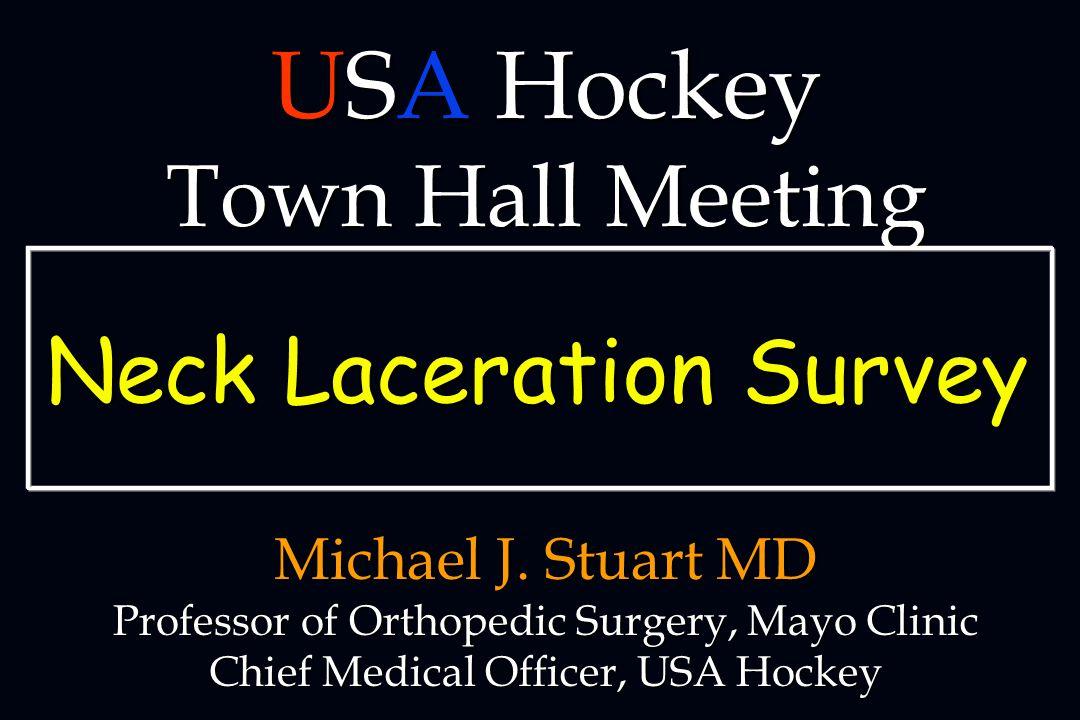 Michael J  Stuart MD Professor of Orthopedic Surgery, Mayo