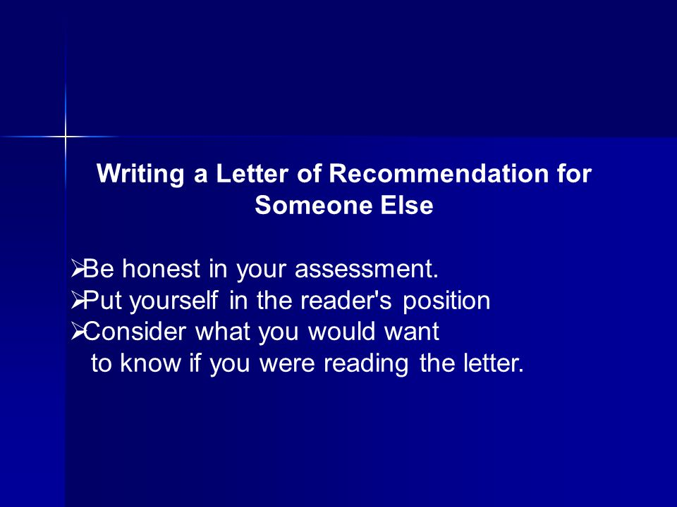 Letters Of Recommendation Global Norming Or Inconvenient Spoof
