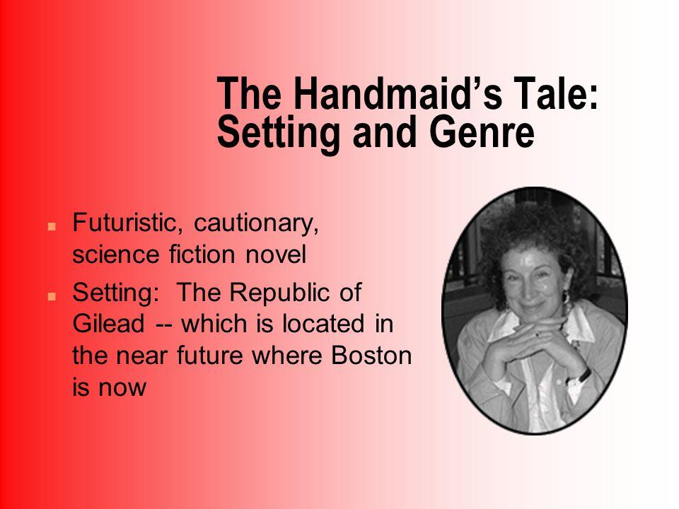 handmaids tale setting