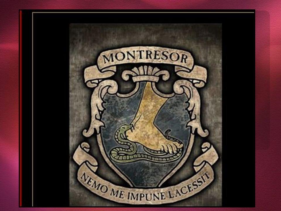 montresor family crest