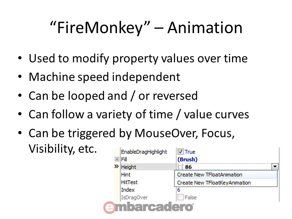 FireMonkey Deep Dive The Next Generation of Business