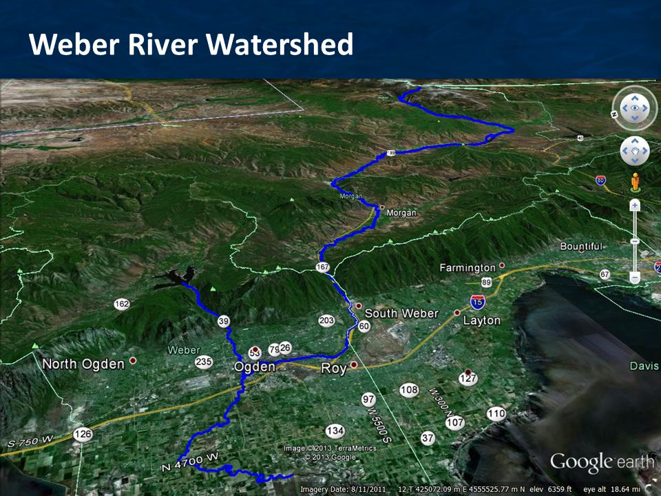 3 Weber River Watershed