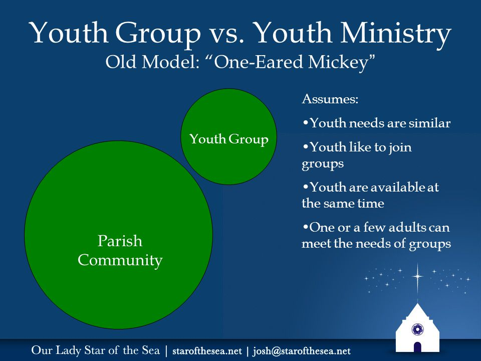Youth Group vs.