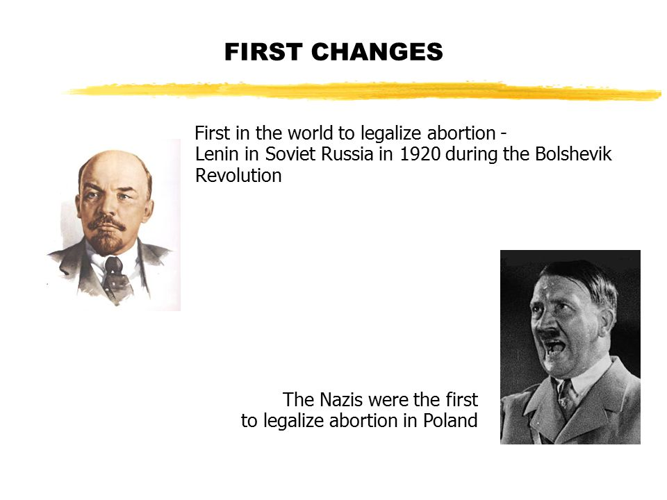 Image result for lenin & abortion