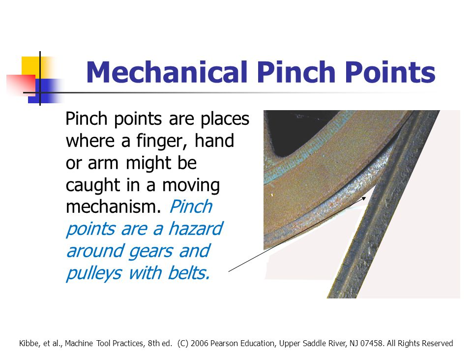 Machine Tool Practices Section A Introduction Shop Safety Machine
