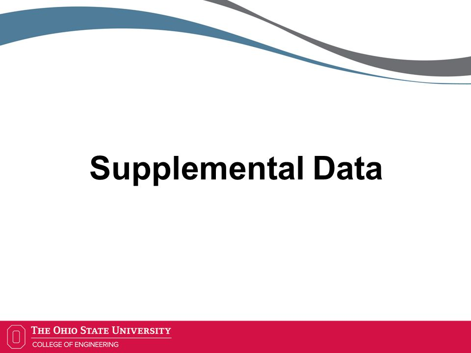 Supplemental Data