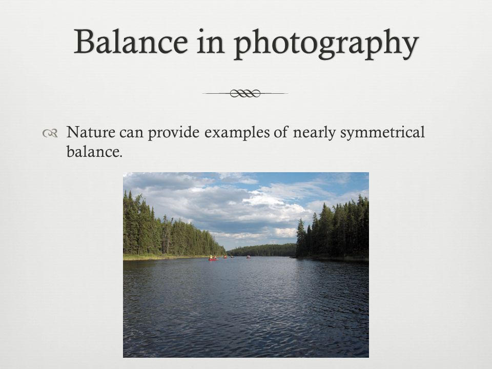 8 Balance In PhotographyBalance Photography Nature Can Provide Examples Of Nearly Symmetrical
