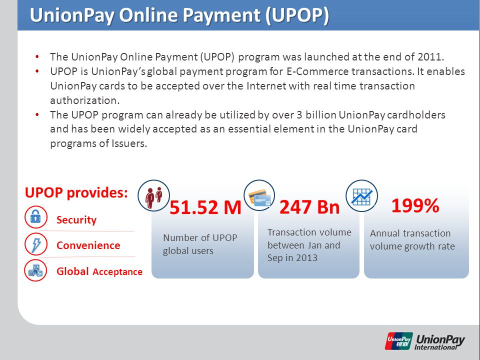 Accra Ghana July, 2014 UnionPay International  – Business Overview