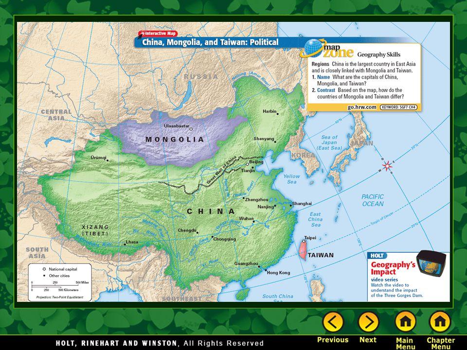 china mongolia and taiwan physical map Chapter 22 China Mongolia And Taiwan Ppt Video Online Download china mongolia and taiwan physical map