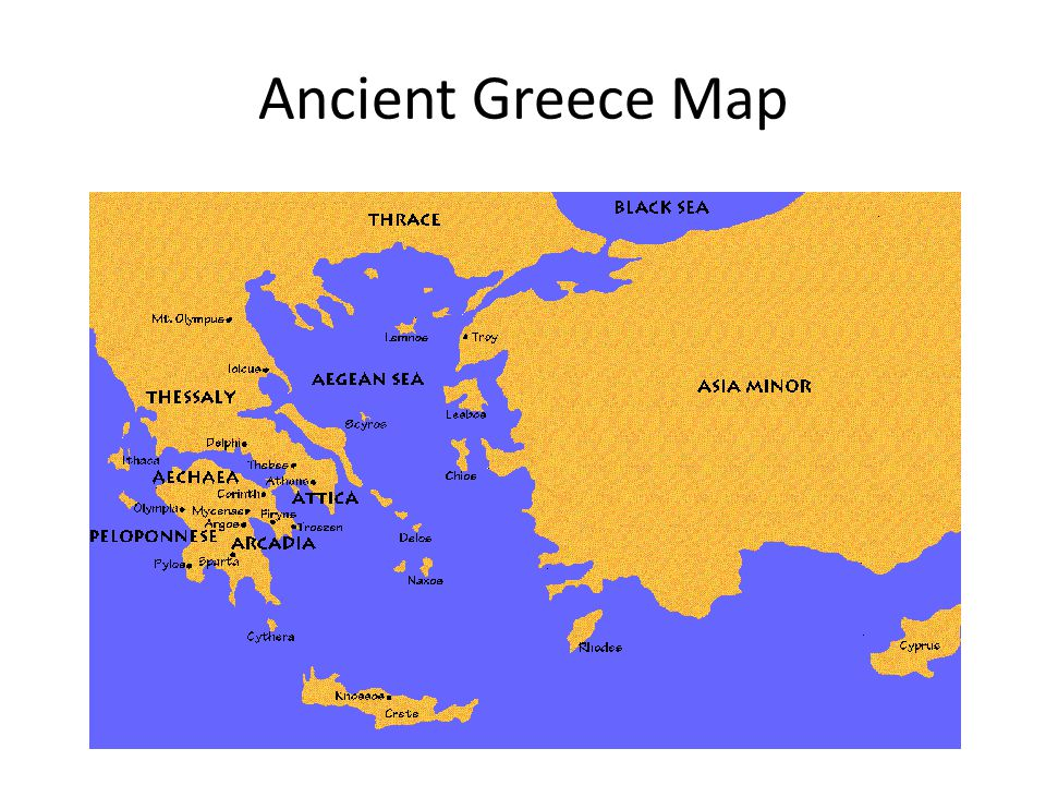 Country Of Greece Map.Introduction To Ancient Greece Geography Greece Is A Small Country