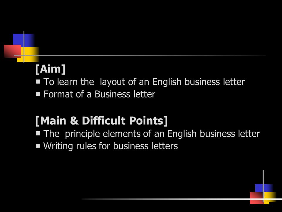 Preface Well Written Business Letters Often Play An Important Role