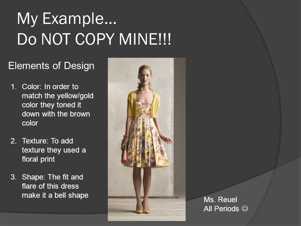 Understanding Design By Choosing Appropriate Designs In Clothing People Can Make The Most Of Their Appearance For Job Interviews And Other Special Occasions Ppt Download