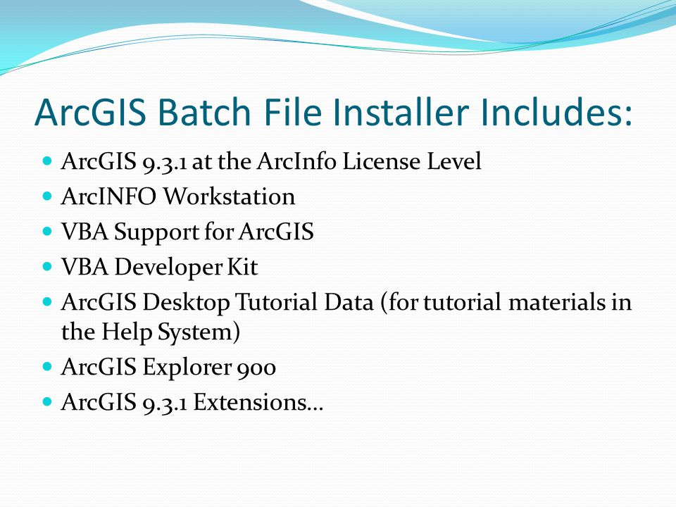 Yale Map Department GIS Software Installation LibGuide Yale