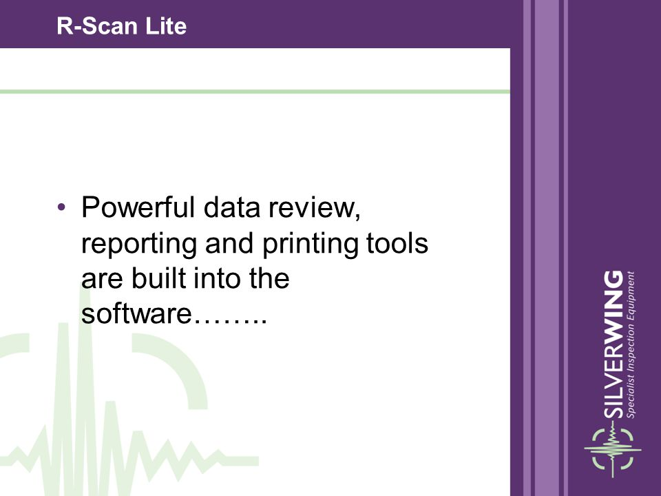 R-Scan Lite  Portable Dry-Coupled B-Scan Imaging System  - ppt download