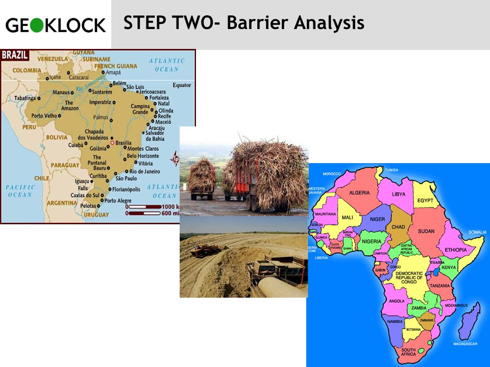 STEP TWO- Barrier Analysis