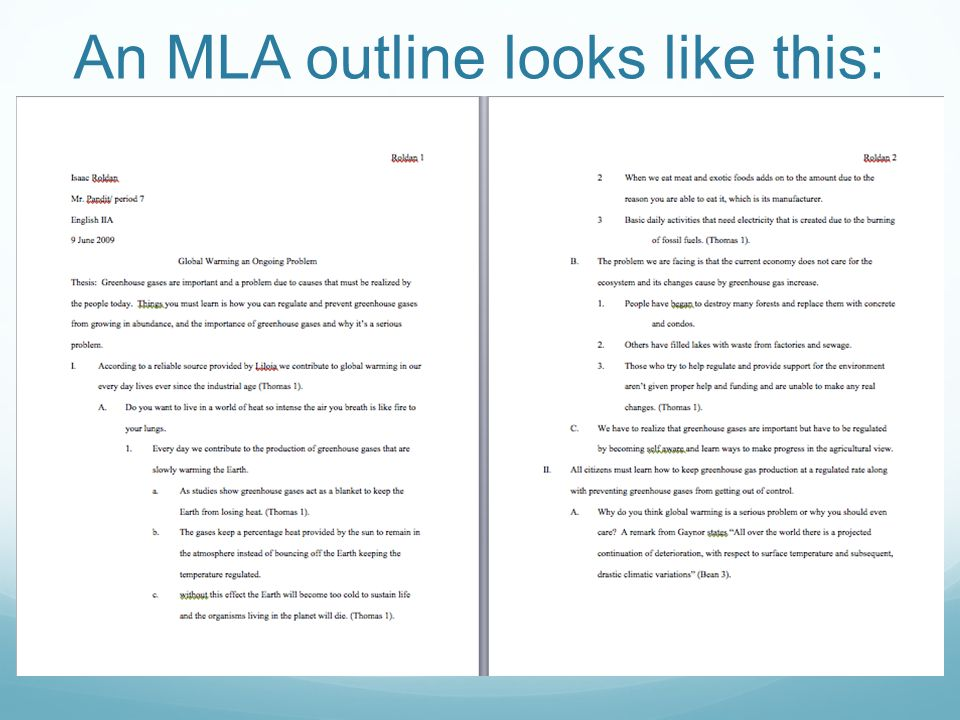 mla thesis and outline format Mla style essay formatting: margins, font, line spacing, header, info block, title, indentation, block quote, works cited for a transcript of this video, pl.