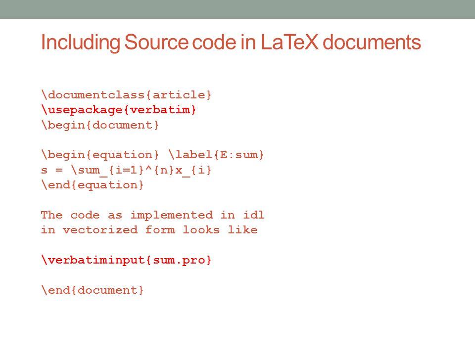 USING BIBTEX  Making references in LaTeX (fish tex) \documentclass