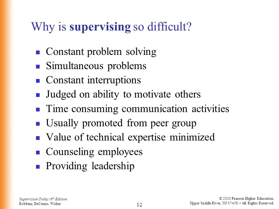 Supervision Today 7th Edition Pdf