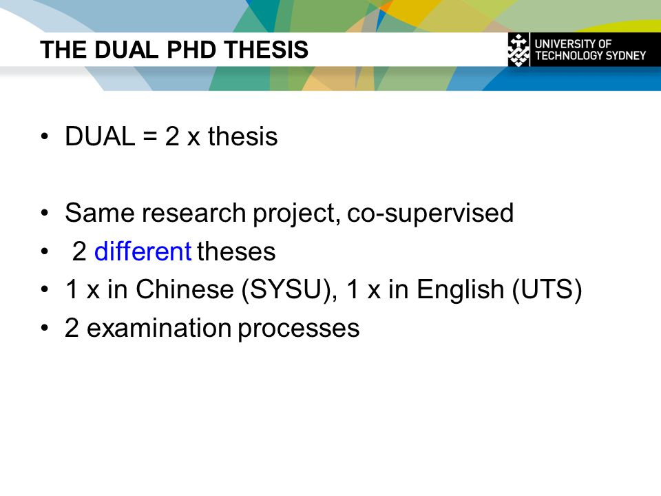 uts grs thesis submission