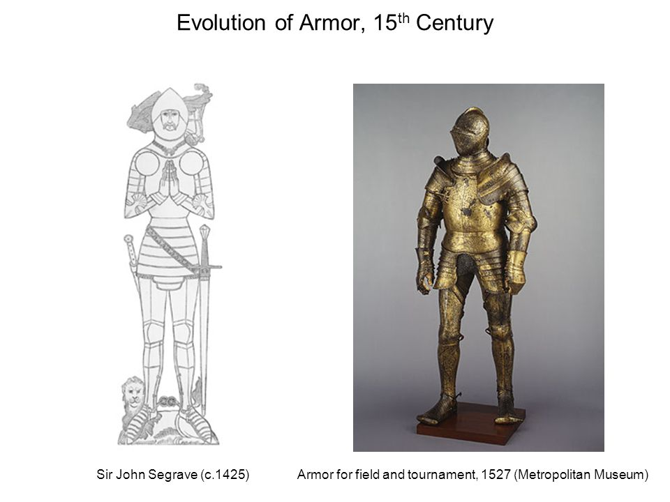 Late Medieval Warfare. Evolution of Armor, c Bayeux Tapestry, ca ...