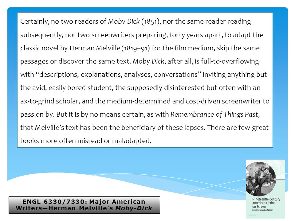 moby dick full text