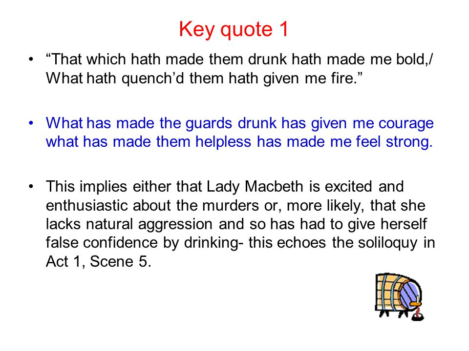 Act 2 Scene 2 Macbeth Lesson Aims To Summarise The Key Events In