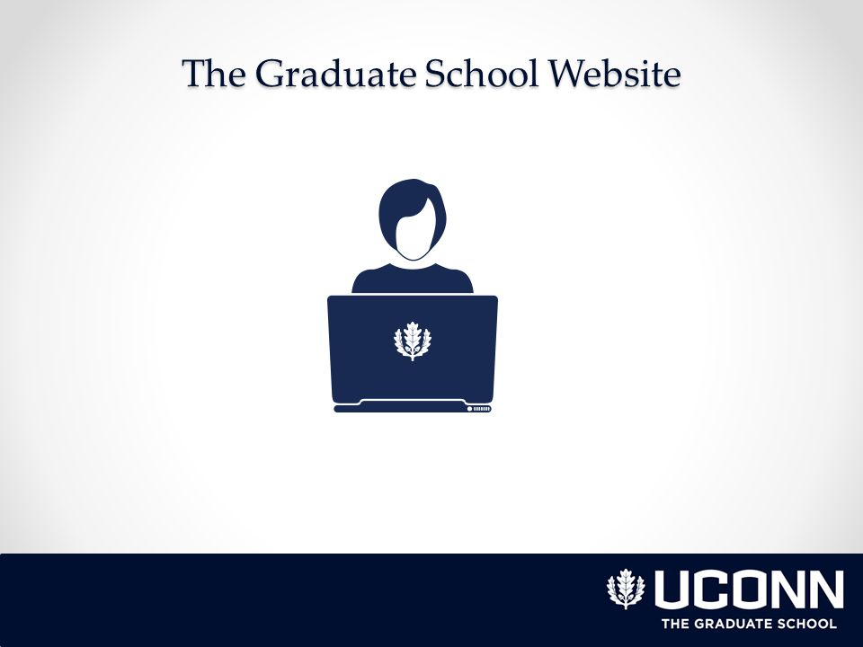 The Graduate School Website