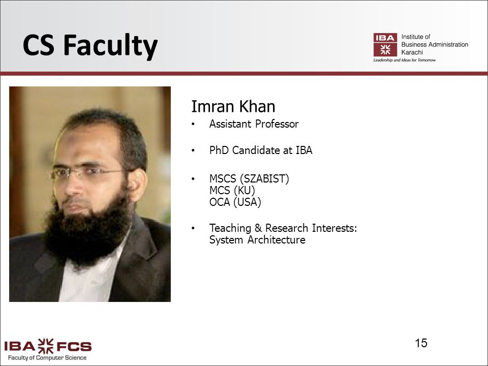 Faculty of Computer Science ORIENTATION – FALL ppt download