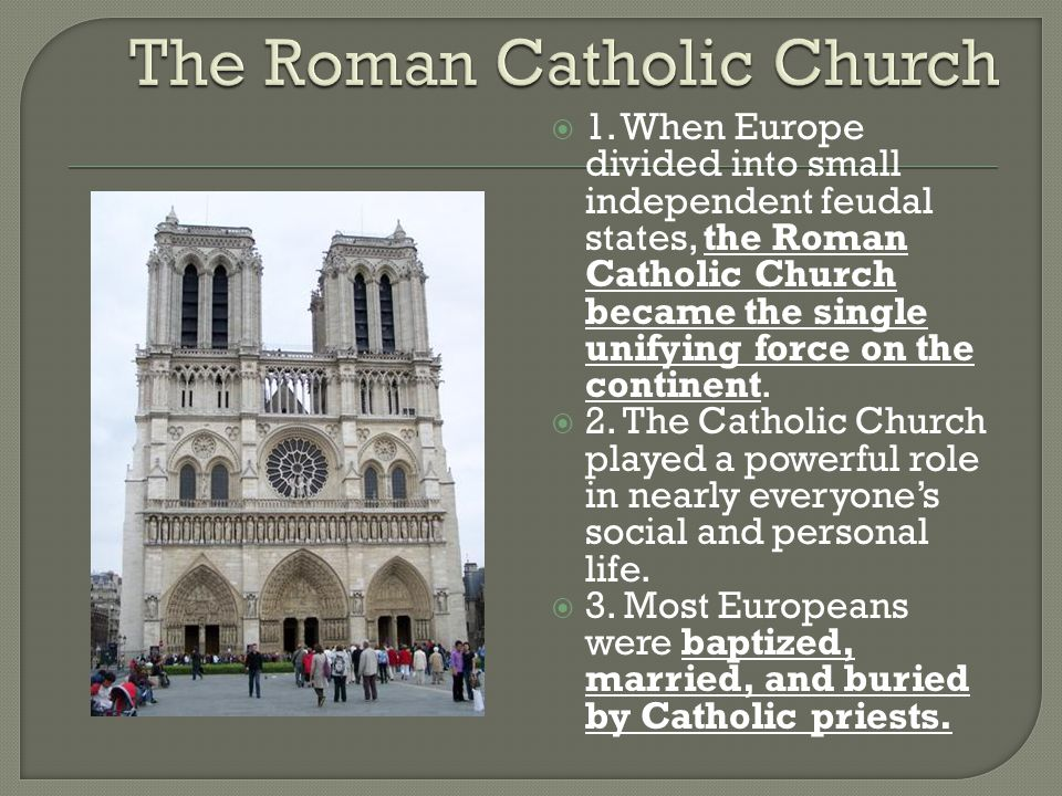 negative effects of the church in the middle ages