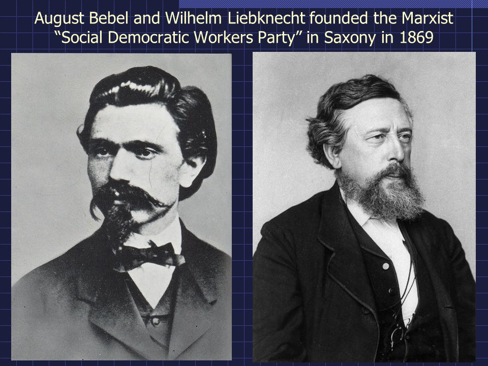 "ORIGINS OF THE SOCIALIST LABOR MOVEMENT 1848: The ""General Brotherhood of German Workers"" seeks ""one big union"" for all. 1863: Rebuffed by the Progressive. - ppt download"