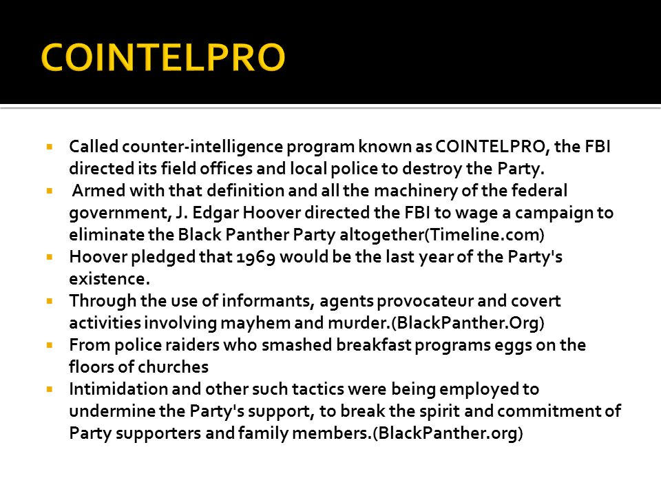 Founded By Huey Newton and Bobby Seal ww  - ppt download