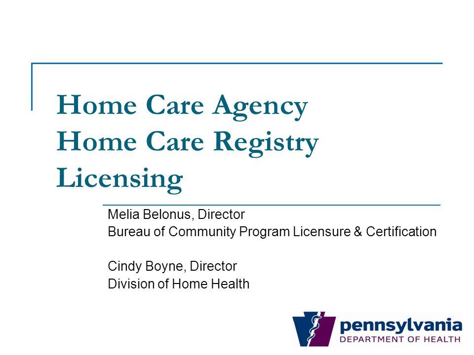 Home Care Agency Home Care Registry Licensing Melia Belonus