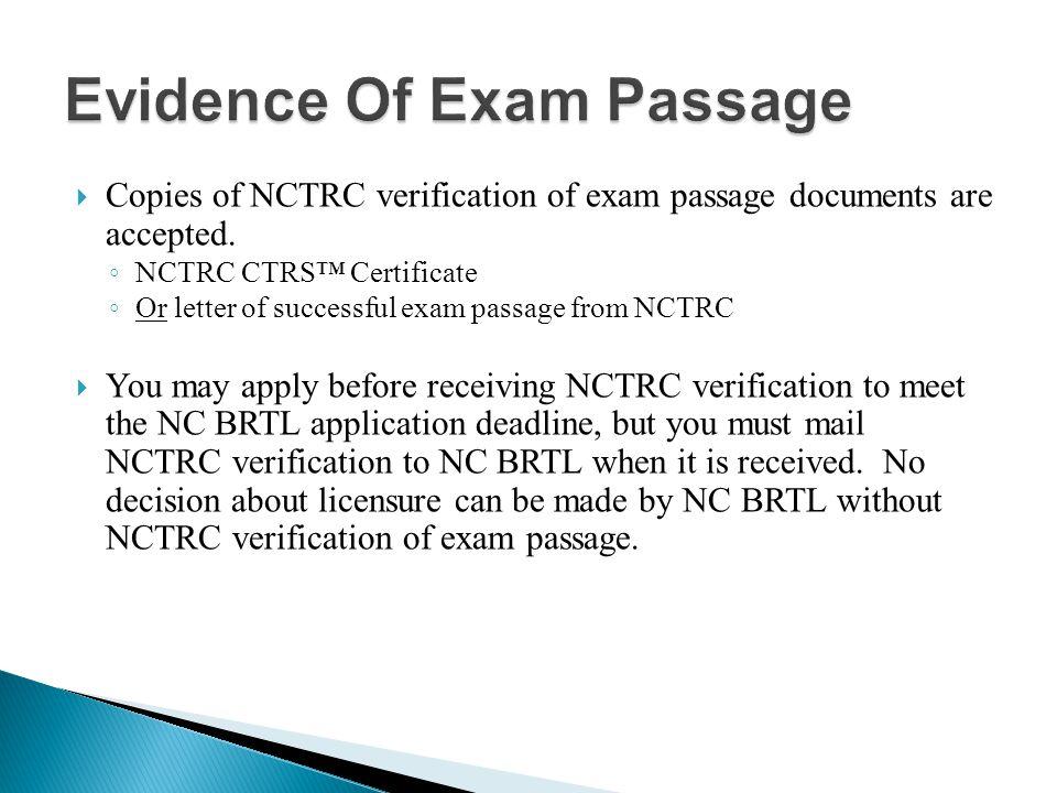 Becky Garrett, LRT/CTRS.  #1 Start the application before you ...