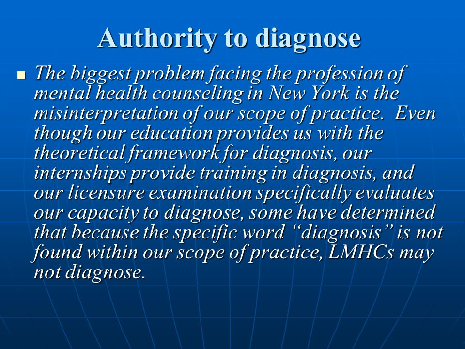 Nymhca New York Mental Health Counselors Association Ppt Download