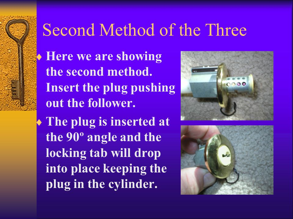 Second Method of the Three HHere we are showing the second method.