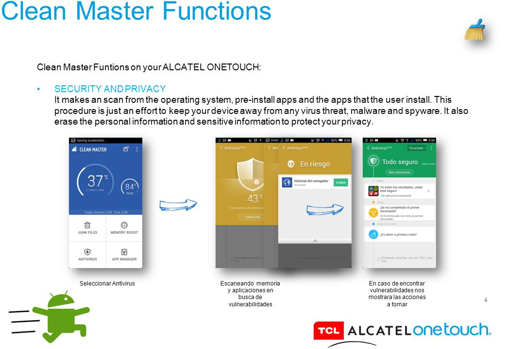 1 Clean Master  2 Clean Master is a cleaning application on your