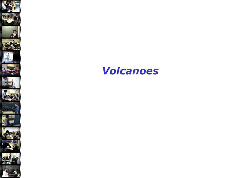 Speakers Volcanoes