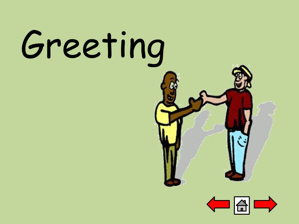 Expressions Dialogue Informal Formal Judul Greeting Ppt Download