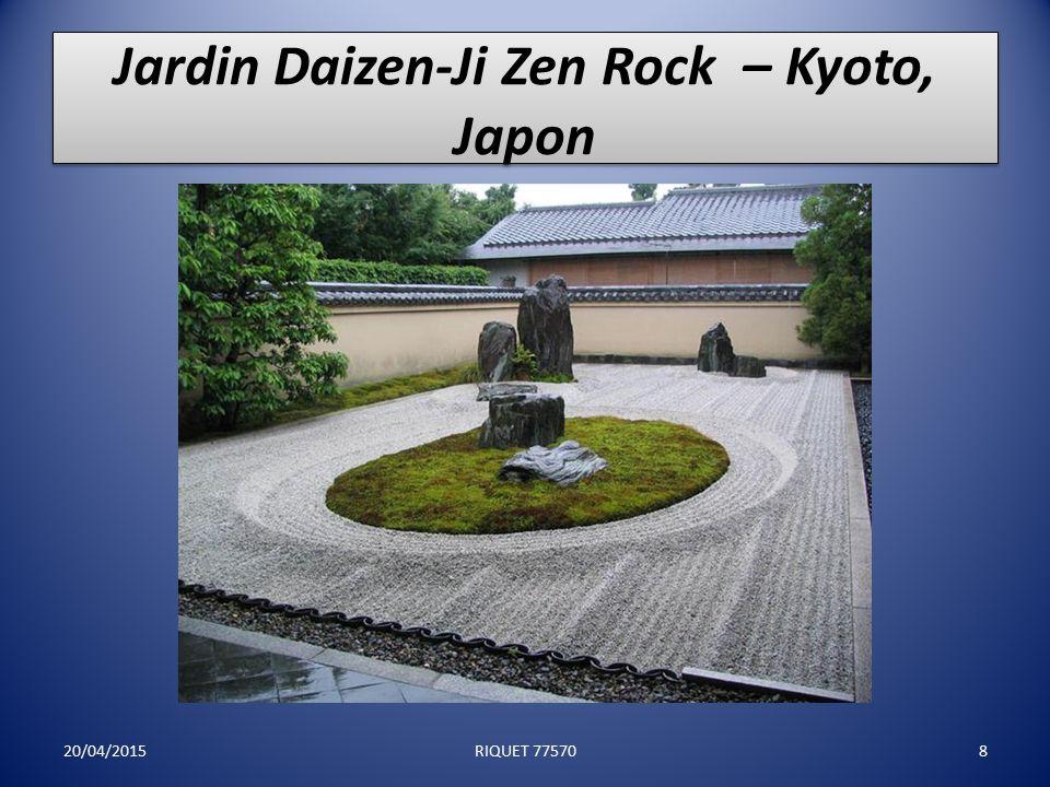 18 Etonnants Jardins Japonais 20 04 20151riquet Ppt Download
