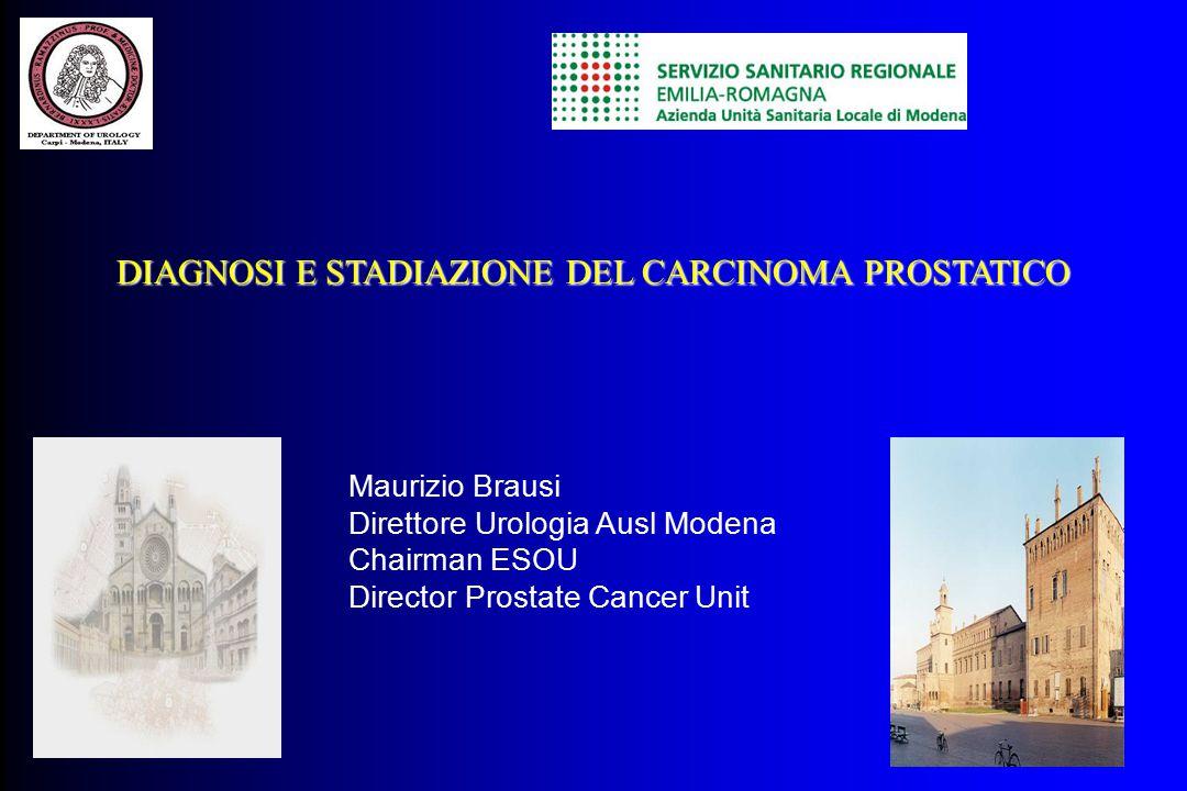 adenocarcinoma prostata classificazione oms 5