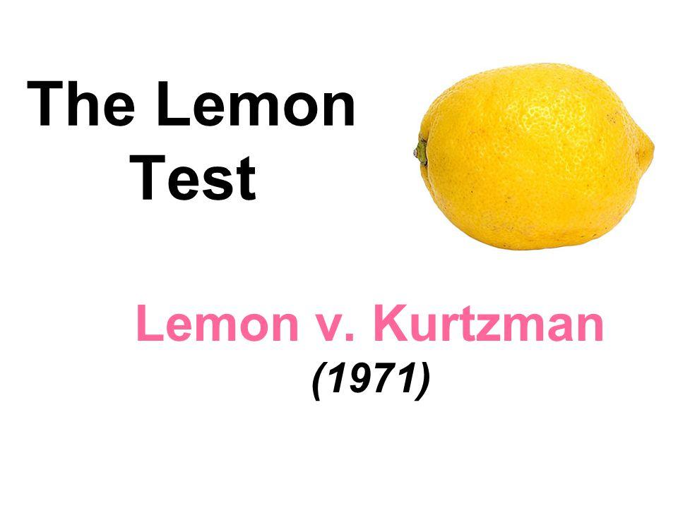 lemon v kurtzman quimbee
