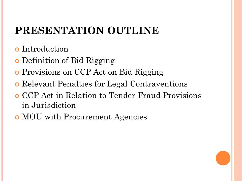 Bid Rigging Legal Framework In Zambia Natalie Nakazwe Research Analyst Ppt Download
