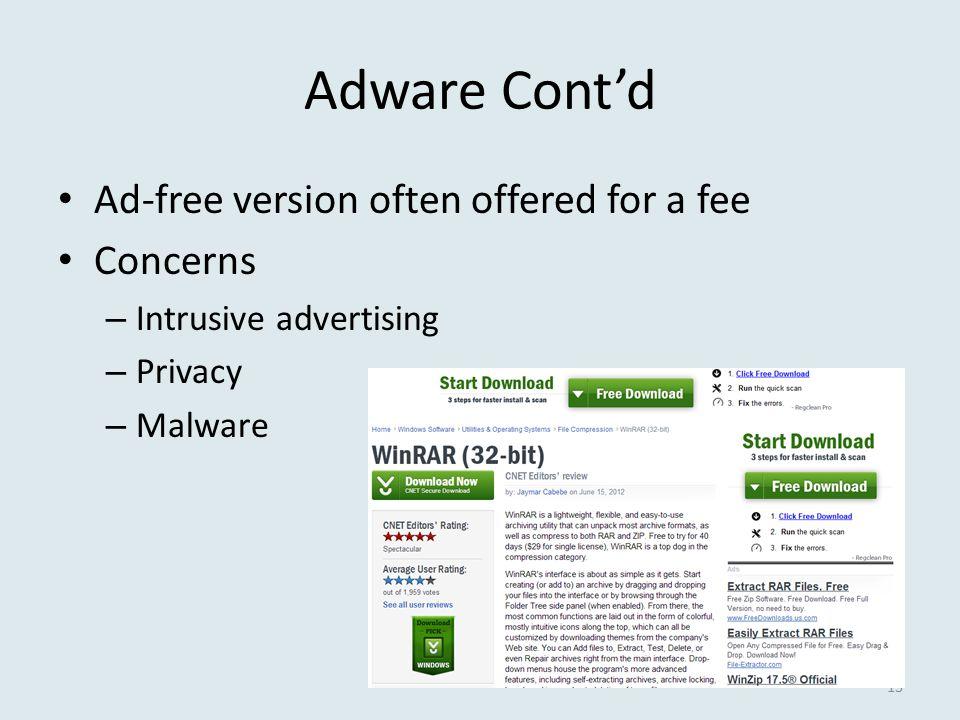 Freeware Brian Majerus November 22, What is it? Software