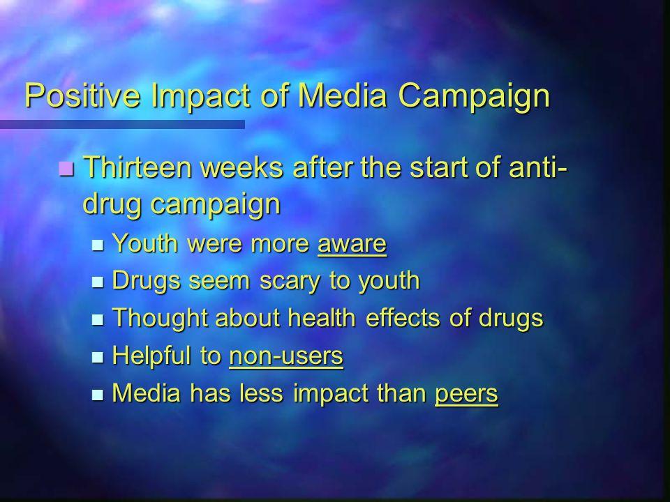 positive impact of media