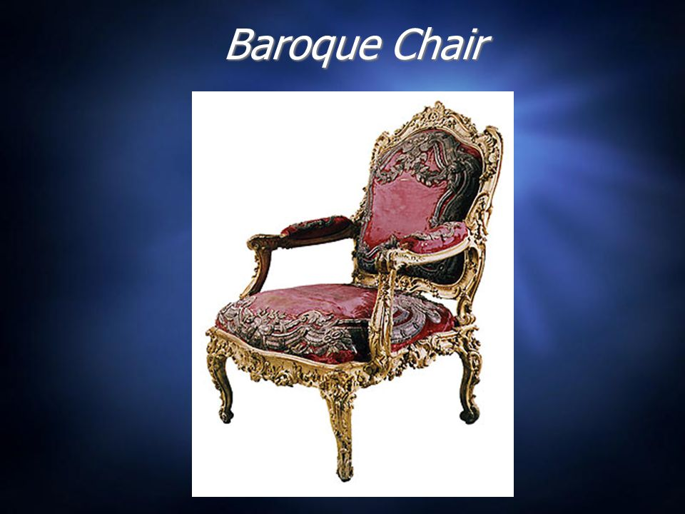 Baroque Chair