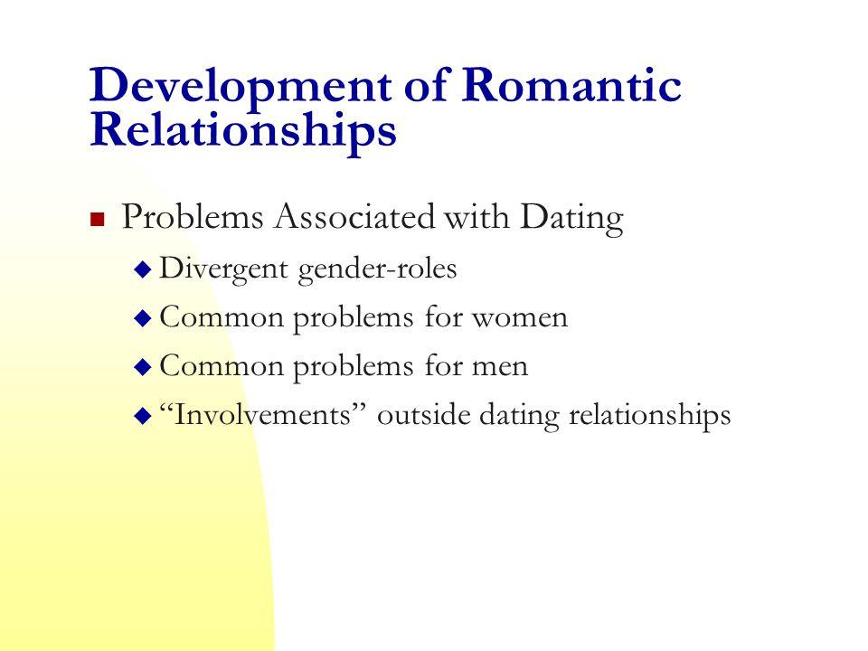 Gender roles in dating relationships