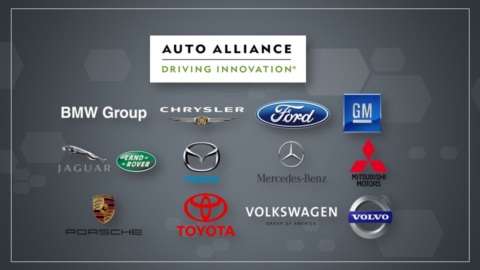 Alliance Of Automobile Manufacturers >> Julie Becker Vice President For Environmental Affairs