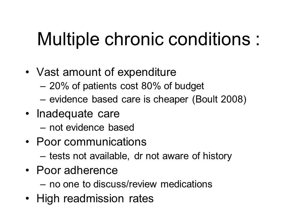 Chronic disease practice policy presentation to ahs health policy 4 multiple fandeluxe Images