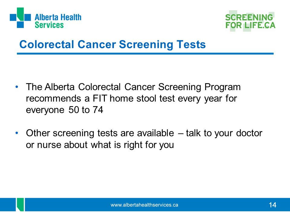1 Colorectal Cancer And Screening Cancer Screening Programs September Ppt Download