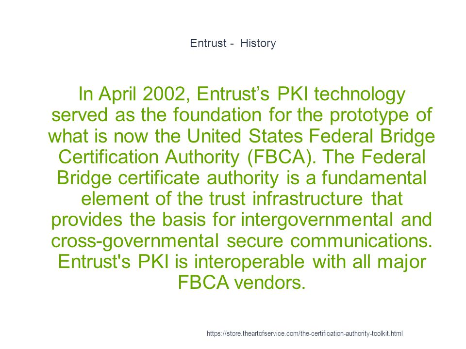Certification Authority Ppt Download